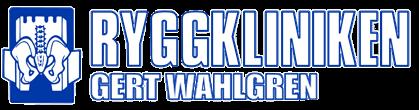 Ryggkliniken Gert Wahlgren